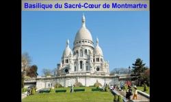 Diaporamas PPS - Le Sacré Coeur de Montmartre et ses environs