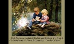 Diaporamas - Enfants en peinture