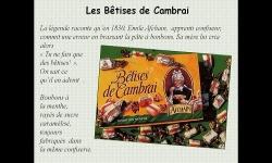 Diaporamas PPS - Bonbons de France