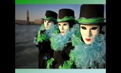 Diaporamas PPS - Carnaval de Venise 2009