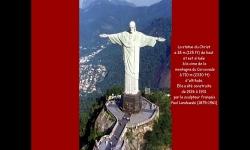 Diaporamas - Le Christ Rédempteur de Rio de Janeiro