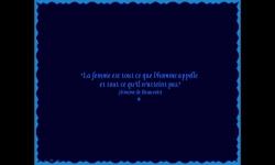 Diaporamas PPS - L'apologie de la Femme