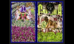 Diaporamas - Le Carnaval du Brésil 2011