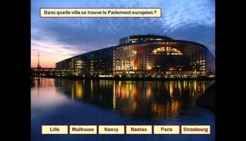 Questionnaire sur la France