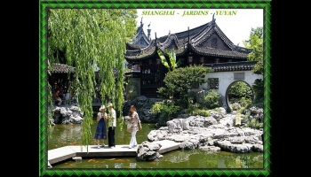 Paysages d'Asie - A travers la Chine