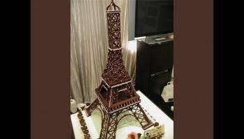 Diaporamas PPS - Le salon du chocolat à Paris
