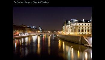 Diaporamas PPS - Paris la nuit
