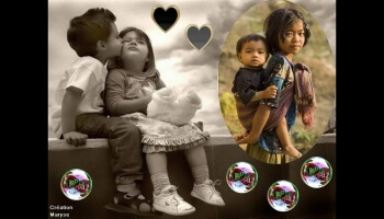 Diaporamas PPS - Enfants du Monde entier