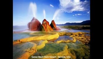 Des rochers extraordinaires