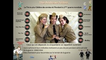 Az Andrews Sisters