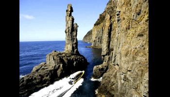 Diaporamas PPS - La Tasmanie - l'île du Diable