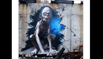 Diaporamas PPS - Graffitis - Street Art