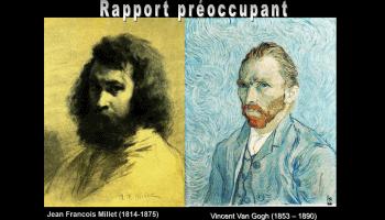 Diaporamas PPS - Millet et Van Gogh