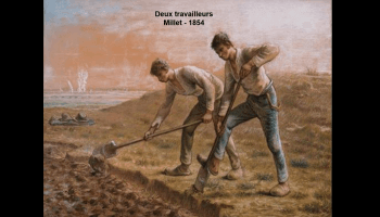 Millet et Van Gogh