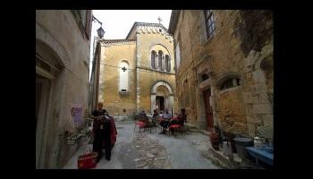 Découverte de Saint Montan dans l'Ardèche
