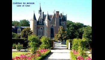 Diaporamas PPS - Les châteaux de la Loire