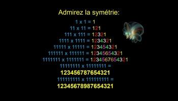 La beauté des nombres