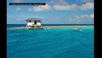 Diaporamas PPS - L'archipel des Tuamotu en Polynésie française