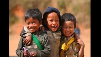 Diaporamas PPS - Découverte de la Birmanie