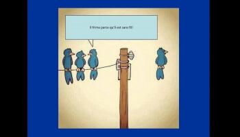 Humour des temps modernes
