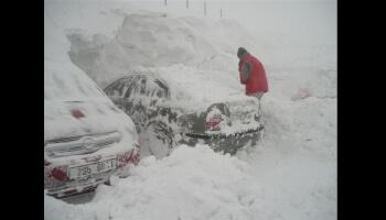 Le véritable hiver