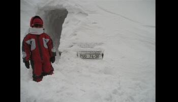 Diaporamas PPS - Le véritable hiver