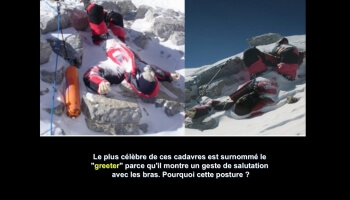 Les morts de l'Everest