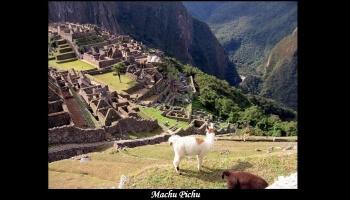 Les paysages de Machu Picchu