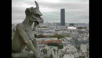 Les chimères de Notre-Dame de Paris