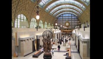 Diaporamas PPS - Le Musée d'Orsay, une merveille