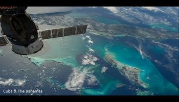 Voyage dans l'Espace au coeur de la Station spatiale internationale