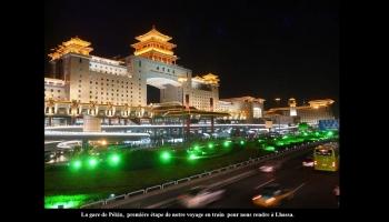De Pékin à Lhassa, chemin de fer chinois sur le toit du monde