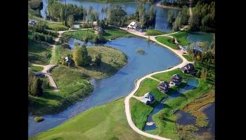 Amatciems, un paradis à découvrir en Lettonie