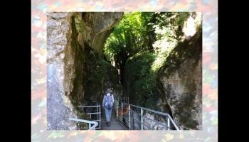 Les Gorges du Fier, près d'Annecy