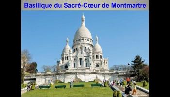 Le Sacré Coeur de Montmartre et ses environs