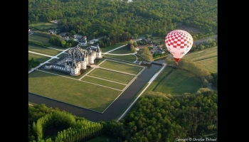 La France en ballon dirigeable