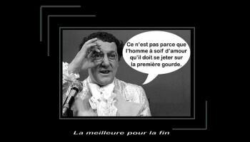 Diaporamas PPS - Quelques citations de Coluche