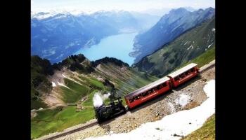 Diaporamas PPS - 24 superbes photos de Suisse
