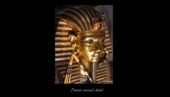Le Pharaon Toutânkhamon