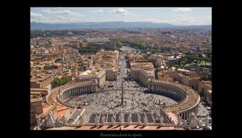 La bellissima città di Roma