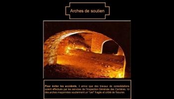 Diaporamas PPS - Catacombes de Paris
