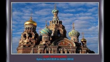 Eglises de Russie