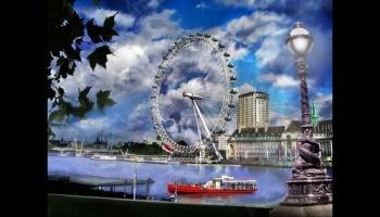 Diaporamas PPS - La belle ville de Londres